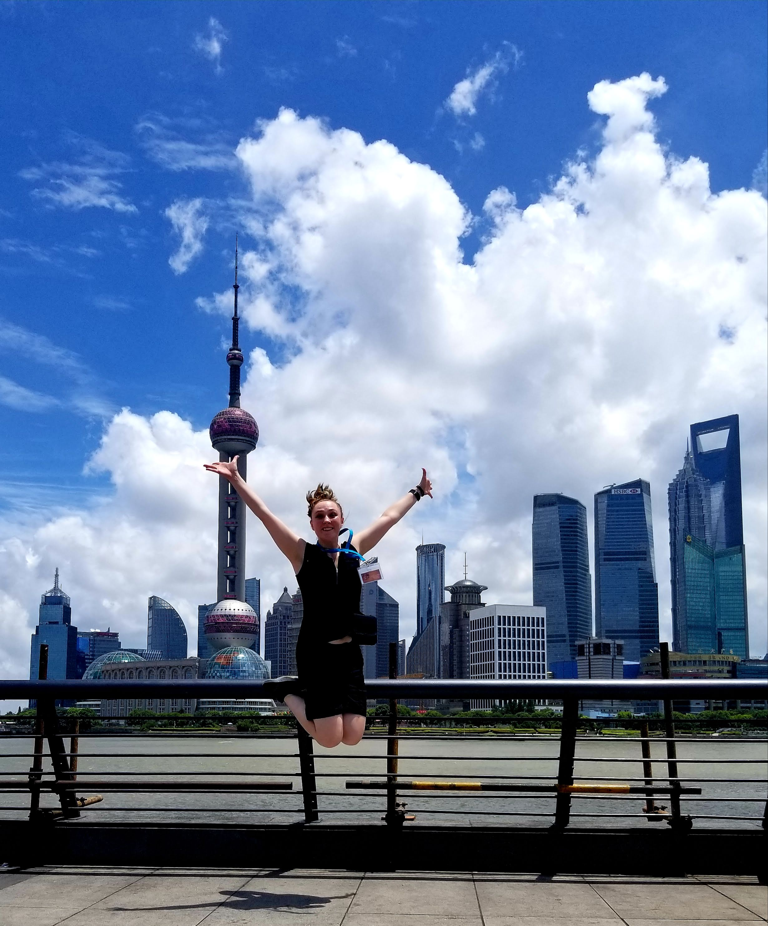 Travel Weekend: Our (Many) Adventures in Shanghai!   High