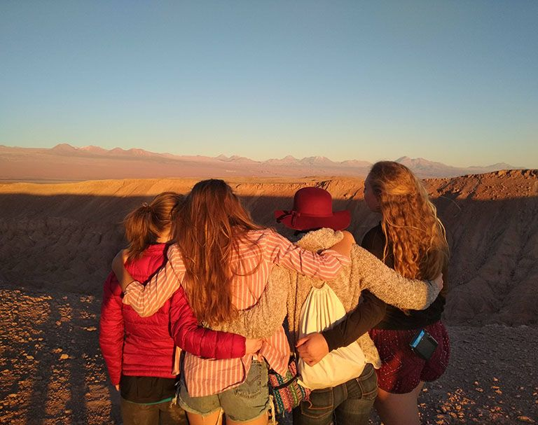 High School Abroad in Chile | Go Overseas