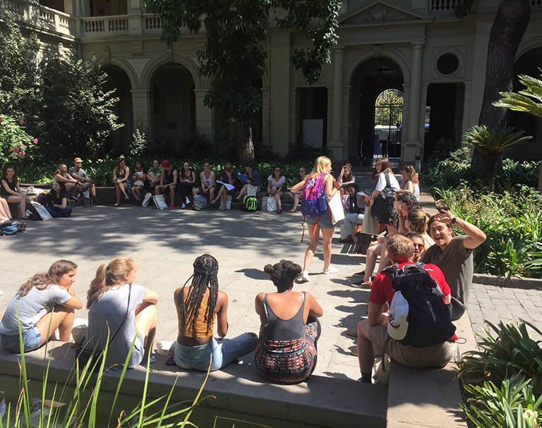 Semester in Santiago, Chile with CIEE? : studyAbroad