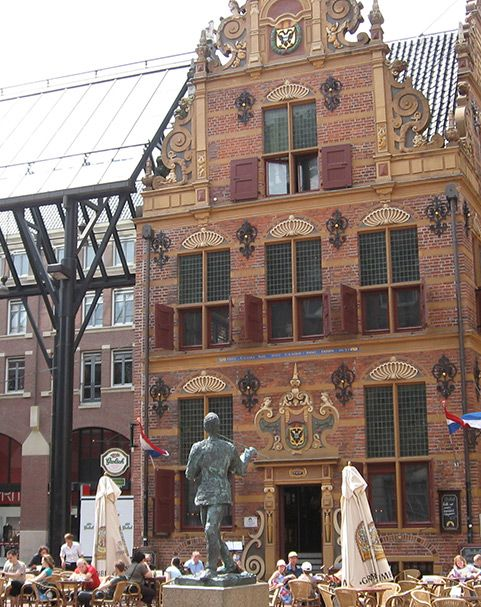 Business Culture Amsterdam Netherlands College Study Abroad