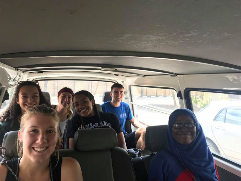 The First Week in Tanzania: Dar, Orientation, and Settling In
