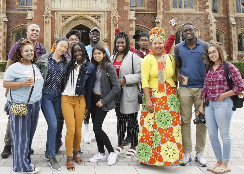 2019 Frederick Douglass Global Fellows Developing Increased